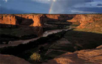 Canyon de Chelly, Navajoland, Arizona
