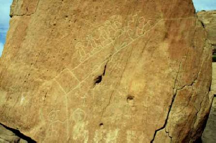 Hopi Road of Life: Prophesy Rock, Hopi Reservation